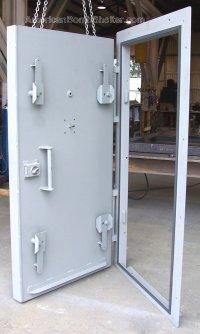 Blast Doors | Ballsitic Doors from American Safe Room