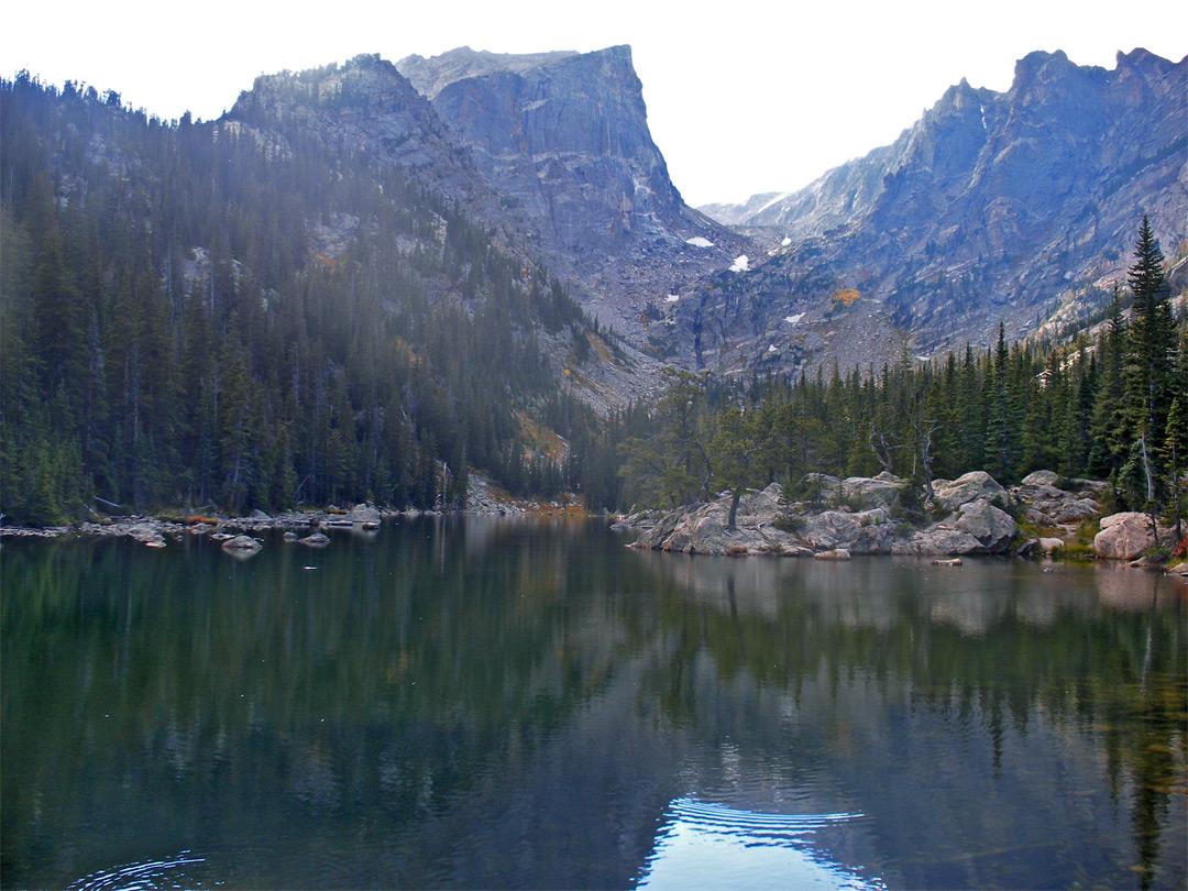 Dream Lake a Loop Hike Rocky Mountain National Park