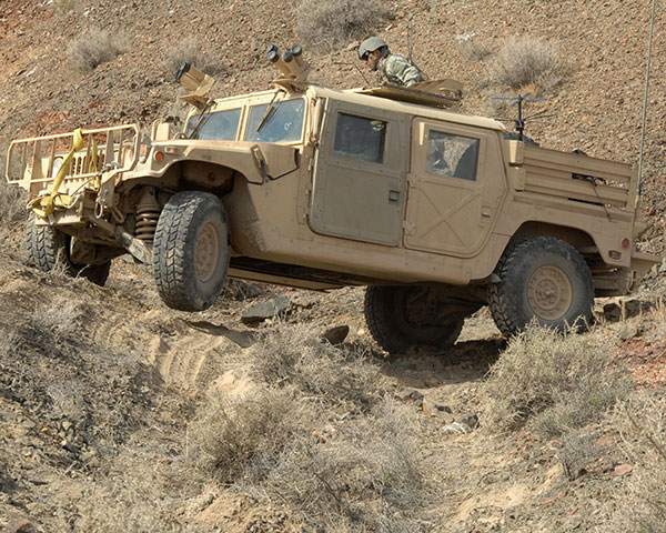 Ground Mobility Vehicle  GMV  Special Forces