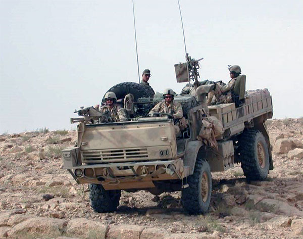 The Family Of Medium Tactical Vehicles Fmtv