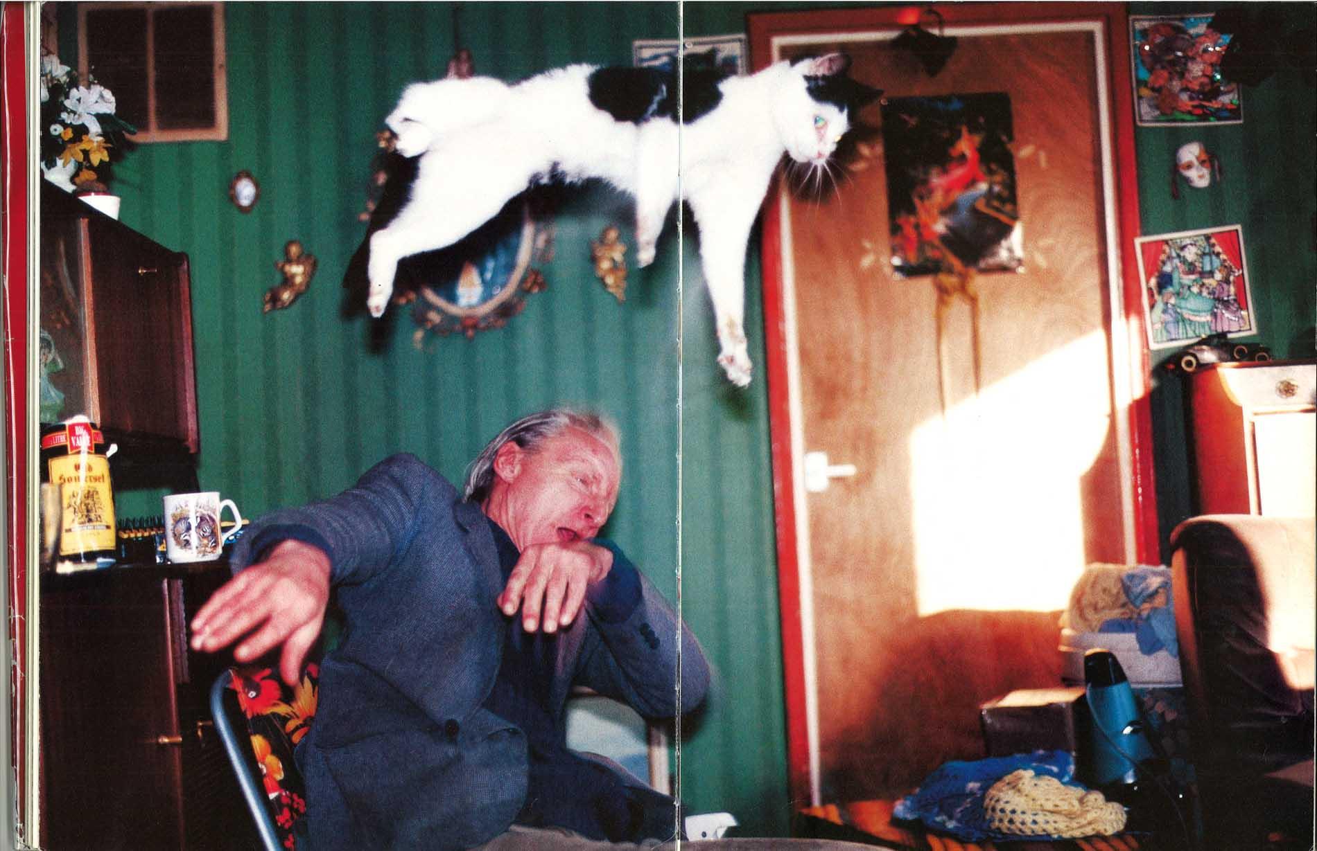 Reinterpreting Unconventional Family Photographs