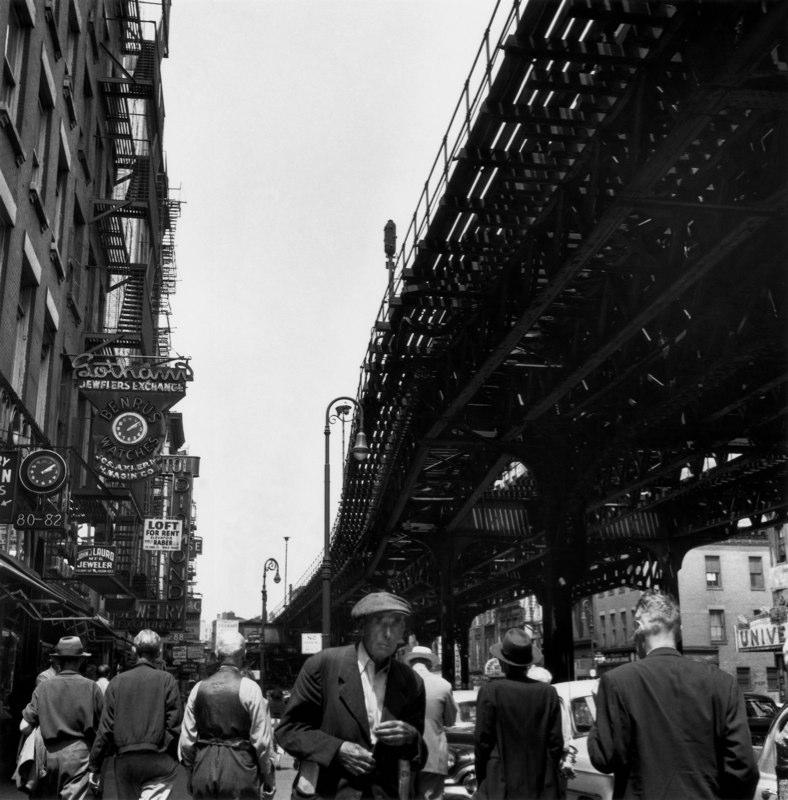 Berenice Abbott  The Photographer of New York City