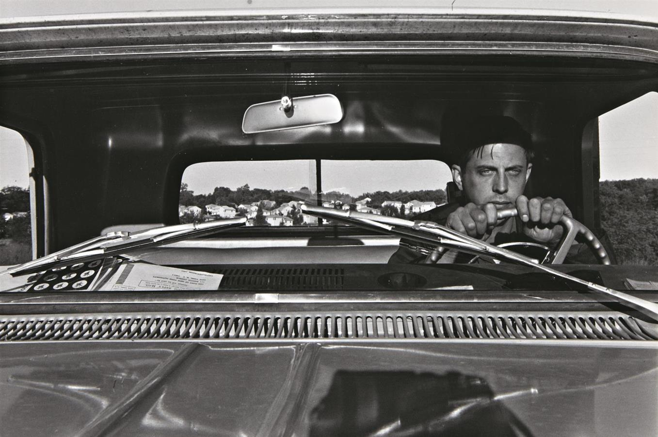 Lee Friedlander Puts Your Selfies To Shame ASX