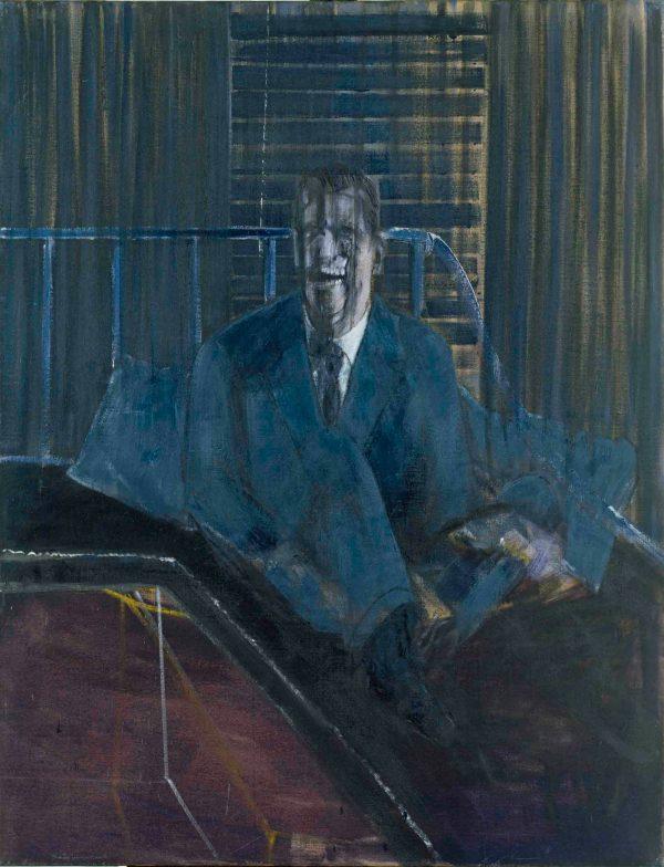 Portrait Francis Bacon Paintings