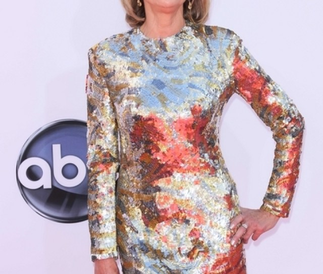Christine Baranski Pictures Christine Baranski Arrives On The Red Carpet At The 64th Annual Primetime Emmy Awards Held At Nokia Theatre L A Live On