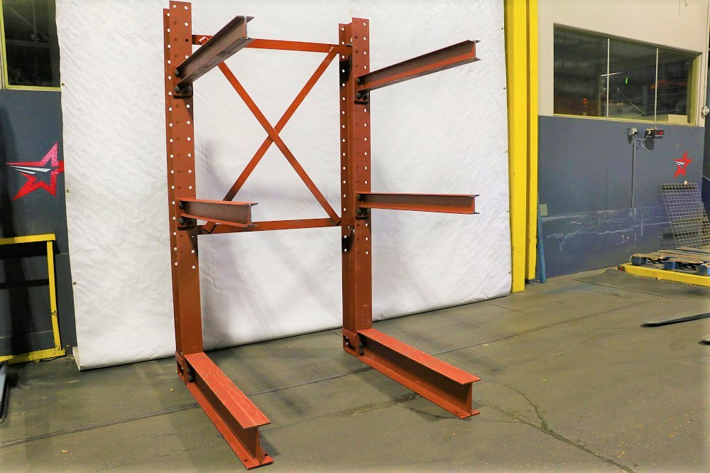 New  Used Super Heavy Duty Cantilever Rack
