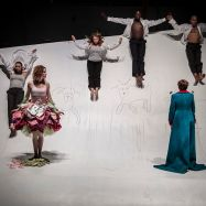 """""""The Little Prince"""" at Lookingglass Theatre. (Photo by Liz Lauren)"""