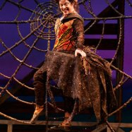 """Charlotte's Web,"" running at Childsplay in Tempe, Az. through Oct. 12; pictured, Debra K. Stevens"