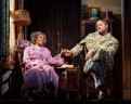 """The Trip to Bountiful"" by Horton Foote, running at the Center Theatre Group / Ahmanson Theatre in Los Angeles through Nov. 2; with Cicely Tyson and Blair Underwood (photo by Craig Schwartz)"