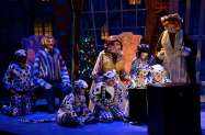"""""""101 Dalmatians,"""" coproduced by Imagination Stage and Children's Theatre of Charlotte. (Photo by Donna Bise)"""