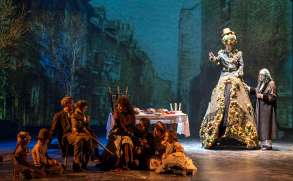 """""""A Christmas Carol,"""" adapted by Geoff Elliot, at A Noise Within in Pasadena, Calif. through Dec. 23."""