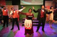 """""""Jubilation II: The Colors of Christmas"""" at the Jubilee Theatre in Fort Worth, Tex. through Dec. 28."""