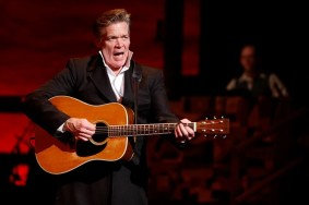 """""""Ring of Fire,"""" adapted by Richard Maltby Jr. from the music of Johnny Cash, at Repertory Theatre of St. Louis through Dec. 28. Pictured: Jason Edwards. (Photo by Jerry Naunheim Jr.)"""
