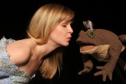 """""""The Frog Prince,"""" a Popcorn Hat Players production at the Gamut Theatre in Harrisburg, Pa., through Feb. 14."""