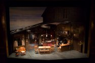 """""""The Second Girl"""" at Huntington Theatre Company. (Photo by T. Charles Erickson)"""