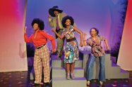 """""""Don't Bother Me, I Can't Cope"""" by Micki Grant, at the Jubilee Theatre in Forth Worth, Tex., through May 3."""