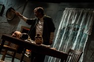 """""""A Skull in Connemara"""" by Martin McDonagh, at Jobsite Theater in Tampa, Fla., through April 9. Pictured: Brian Shea."""