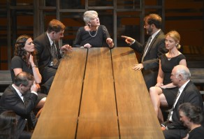 """""""August: Osage County"""" by Tracy Letts, at Marin Theatre Company in Mill Valley, Calif., through Oct. 2. (Photo by Kevin Berne)"""