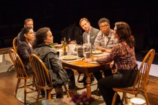 """""""The Blameless"""" by Nick Gandiello, at the Old Globe in San Diego, Calif., through March 26. (Photo by Jim Cox)"""