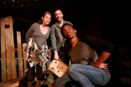 """Chickens in the Yard"" by Paul Kruse and the Hatch Arts Collective, at Quantam Theatre in Pittsburgh through Dec. 6."