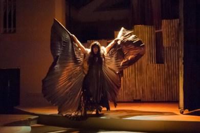 """""""De Troya"""" by Caridad Svich, at Cara Mía Theatre Co. in Dallas through May 14."""