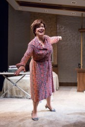 """Erma Bombeck: At Wit's End,"" by Allison Engel and Margaret Engel, at Cincinnati Playhouse in the Park through June 18. Pictured: Barbara Chisholm. (Photo by Mikki Schaffner)"