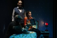 """""""Flora & Ulysses,"""" adapted by John Glore from Kate DiCamillo, at South Coast Repertory Theatre in Costa Mesa, Calif., through Feb. 19."""