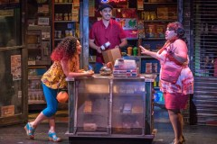 """In the Heights"" by Lin-Manuel Miranda and Quiara Alegría Hudes, at ZACH Theatre in Austin, through July 2. (Photo by Kirk Tuck)"