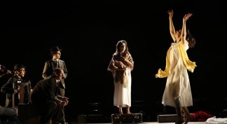 """Indecent"" by Paula Vogel, at La Jolla Playhouse in La Jolla, Calif., through Dec. 10. (Photo by Carol Rosegg)"