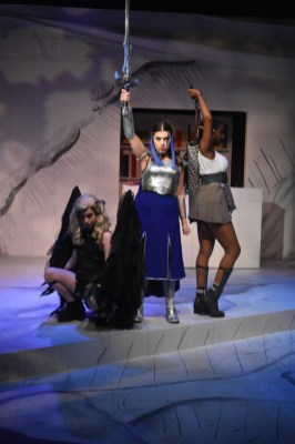 """She Kills Monsters"" at State University of New York."