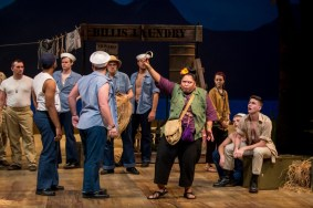 """South Pacific"" by Richard Rodgers and Oscar Hammerstein II, at Clarence Brown Theatre in Knoxville, Tenn., through May 8."