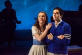 """The Fantasticks"" by Tom Jones and Harvey Schmidt, at Cider Mill Playhouse in Endicott, N.Y., through Feb. 14. Pictured: Keara Byron and Matt Madden. (Photo by George Cannon)"