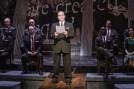 """The Great Society"" by Robert Schenkkan, at Zach Theatre in Austin, through March 5. Pictured: Steve Vinovich (Lyndon B. Johnson)"