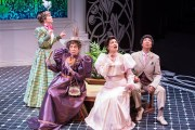 """The Importance of Being Earnest"" by Oscar Wilde, at Artists Repertory Theatre in Portland, Ore., through June 11."