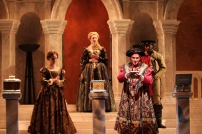 """The Merchant of Venice"" by William Shakespeare, at Gulfshore Playhouse in Naples, Fla., through April 15."