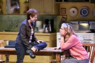 """The Roommate"" by Jen Silverman, at South Coast Repertory in Costa Mesa, Calif., through Jan. 22. Pictured: Tessa Auberjonois and Linda Gehringer."