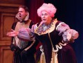 """The Three Musketeers (The Later Years): A Musical Panto"" by Kathryn Petersen and Michael Ogborn, at People's Light in Malvern, Pa. Pictured: Dito Van Reigersberg and Mark Lazar. (Photo by Mark Garvin)"