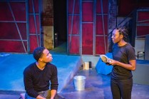 """Through Their Eyes"" by Raymond Goode, at Firehouse Theatre in Richmond, Va., through Aug. 10. (Photo by Bill Sigafoos)"