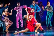 """""""West Side Story"""" by Arthur Laurents, Leonard Bernstein, and Stephen Sondheim, at Asolo Repertory Theatre in Sarasota, Fla., through Dec. 27. (Photo by Cliff Roles)"""