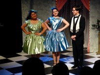 """Rock 'N' Roll Cinderella"" by Stephanie Temple, at New Conservatory Theatre Center in San Francisco through Oct. 18."