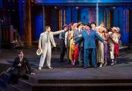 """""""The Comedy of Errors"""" by William Shakespeare, at the Old Globe in San Diego through Sept. 20. (Photo by Jim Cox)"""