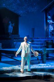Hugo E. Carbajal in 'The River Bride.' (Photo by Tim Fuller)