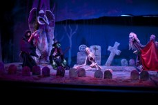 """""""The Ghastly Dreadfuls"""" by Jon Ludwig and Jason Hines, at Center for Puppetry Arts in Atlanta through Oct. 31."""