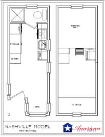 Nashville ATH Floor Plan