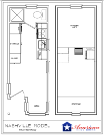 Nashville ATH Floor Plan