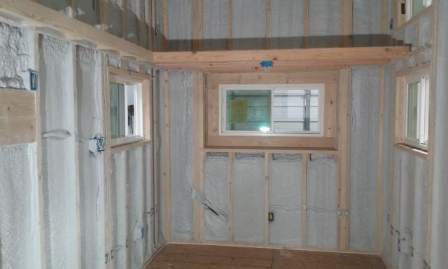 American Tiny House Extreme-Insulation-Package