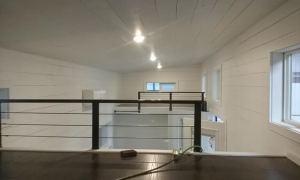 American Tiny House San Francisco Loft Area