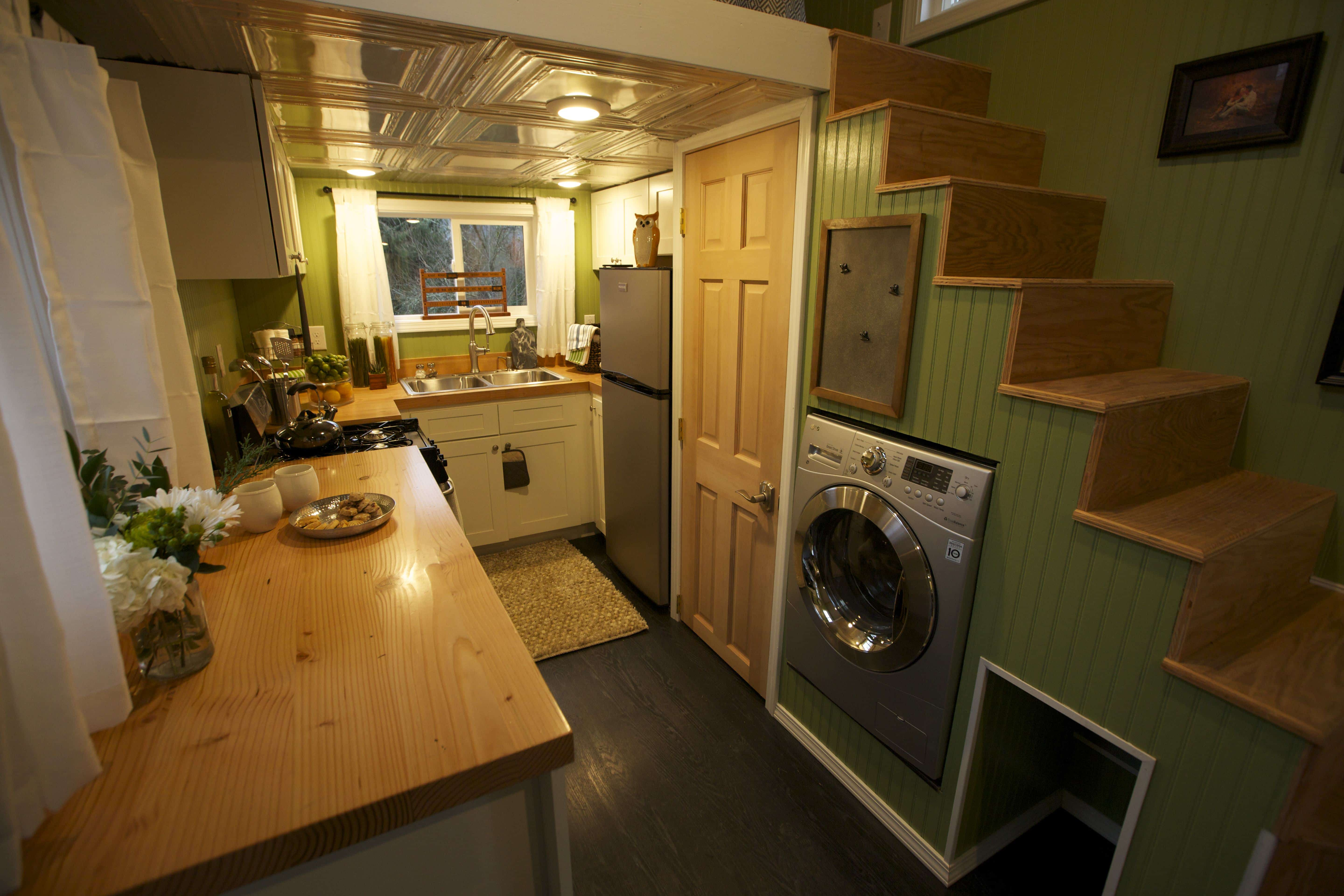 Everett  American Tiny House for Sale  American Tiny House