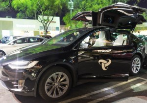 Tesloop - the best way to get from Los Angeles to Palm Springs