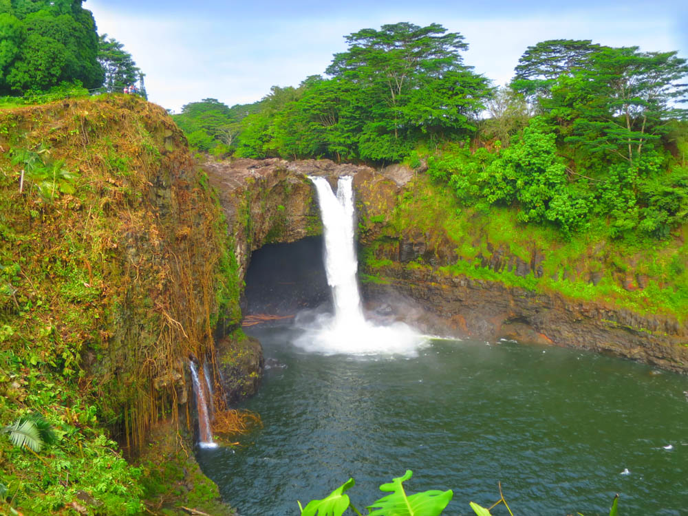 suggest itinerary for visiting the big island hawaii